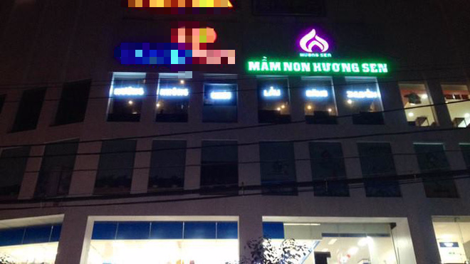 Nam Định: Thương tâm bé trai 3 tuổi ngã từ tầng 20 xuống tầng 6 tử vong - Ảnh 1.