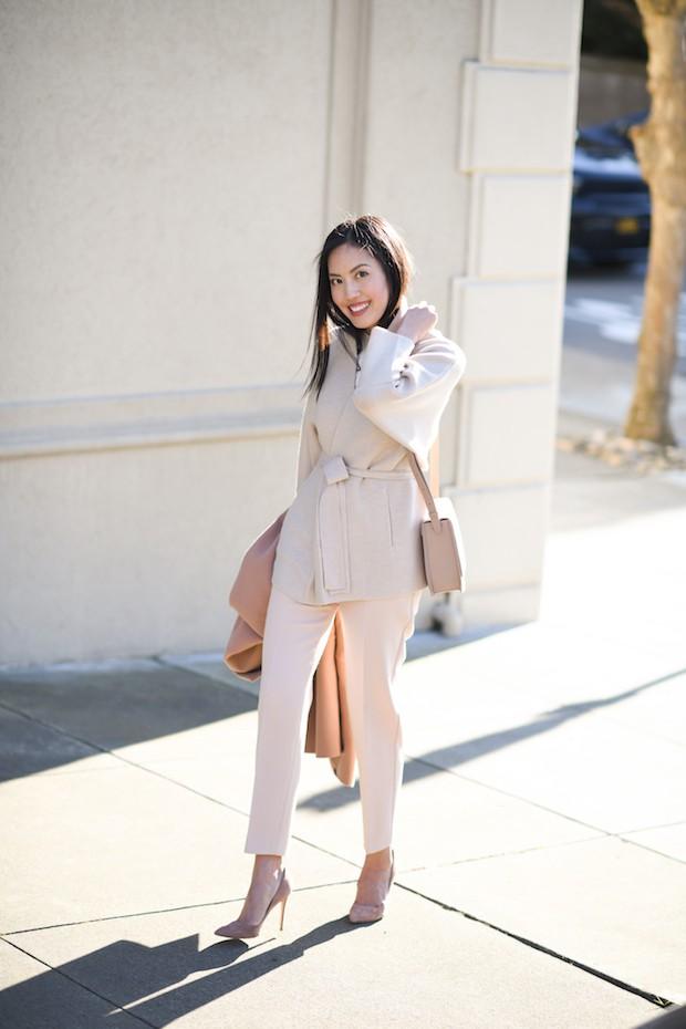 Tranh thủ trời mát mẻ, các quý cô Châu Á đồng loạt diện blazer xuống phố trong street style tuần này - Ảnh 7.