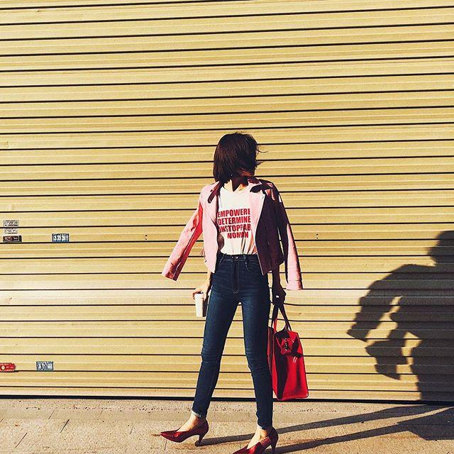 Tranh thủ trời mát mẻ, các quý cô Châu Á đồng loạt diện blazer xuống phố trong street style tuần này - Ảnh 14.