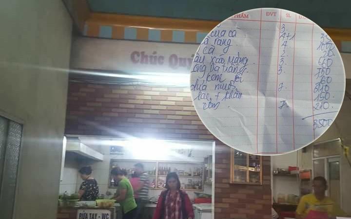 """Quảng Ninh: Du khách ngán ngẩm """"tố"""" quán ăn"""