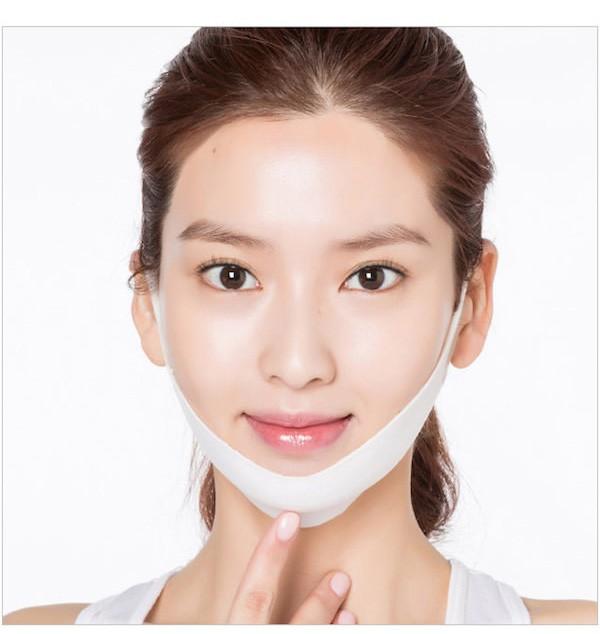 Huyền My khoe chu trình dưỡng da nhiều bước, trong đó có cả mặt nạ V-line giúp mặt thon gọn - Ảnh 8.