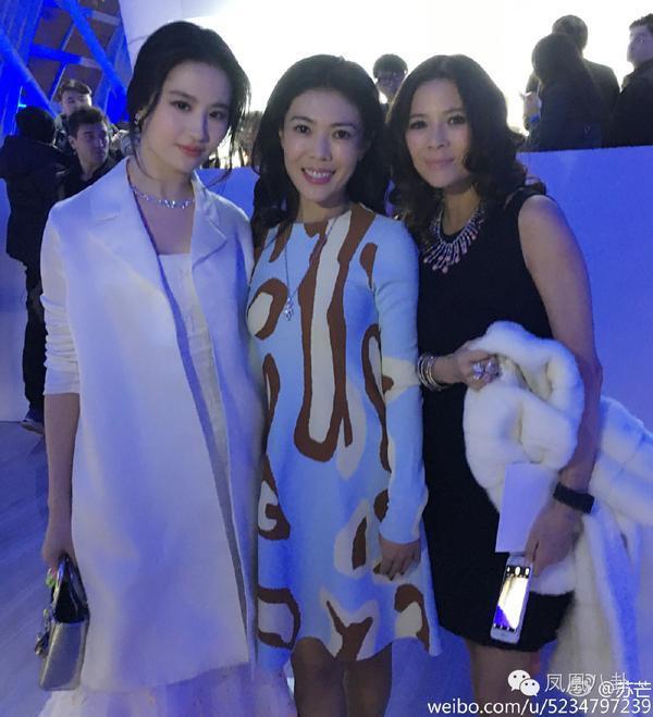 Ngắm phong cách của Tô Mang - người đàn bà U50 quyền lực trong giới thời trang Cbiz - Ảnh 15.