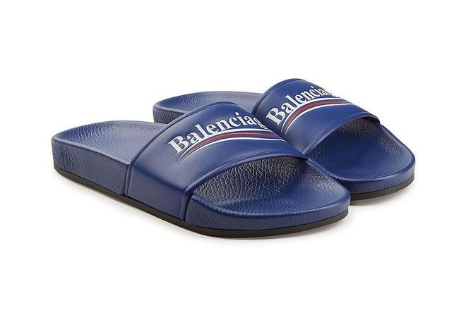 13,5 triệu đồng là số tiền bạn phải bỏ ra nếu muốn xỏ chân vào đôi dép lê của Balenciaga - Ảnh 1.