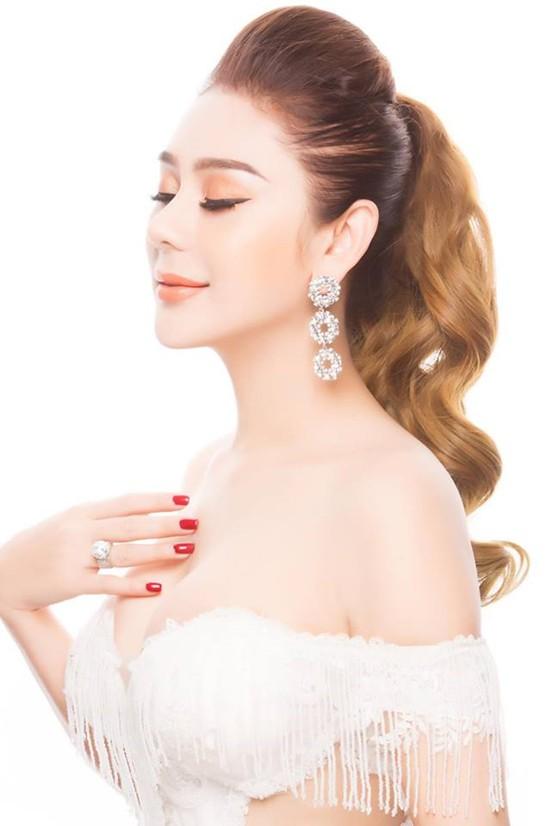Cách đây 3 năm Lâm Khánh Chi từng tuyên bố thi Hoa hậu chuyển giới quốc tế - Ảnh 1.