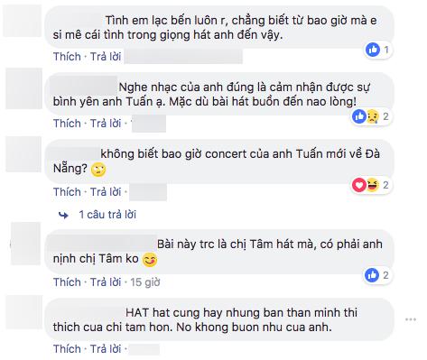 Đây là bản cover của Hà Anh Tuấn được fan mong mỏi sẽ song ca cùng Mỹ Tâm tại concert tháng 4 - Ảnh 1.