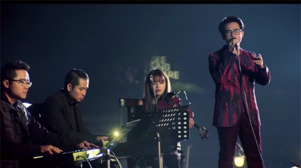 Đây là bản cover của Hà Anh Tuấn được fan mong mỏi sẽ song ca cùng Mỹ Tâm tại concert tháng 4 - Ảnh 4.