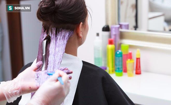Mắc bệnh xơ gan giai đoạn cuối vì nhuộm tóc: Hãy 1 lần nghe bác sĩ nói về thuốc nhuộm tóc! - Ảnh 2.