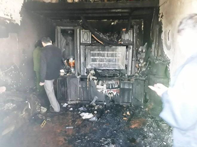 Cận cảnh hiện trường vụ cháy kinh hoàng làm 5 người tử vong ở Đà Lạt  - Ảnh 4.