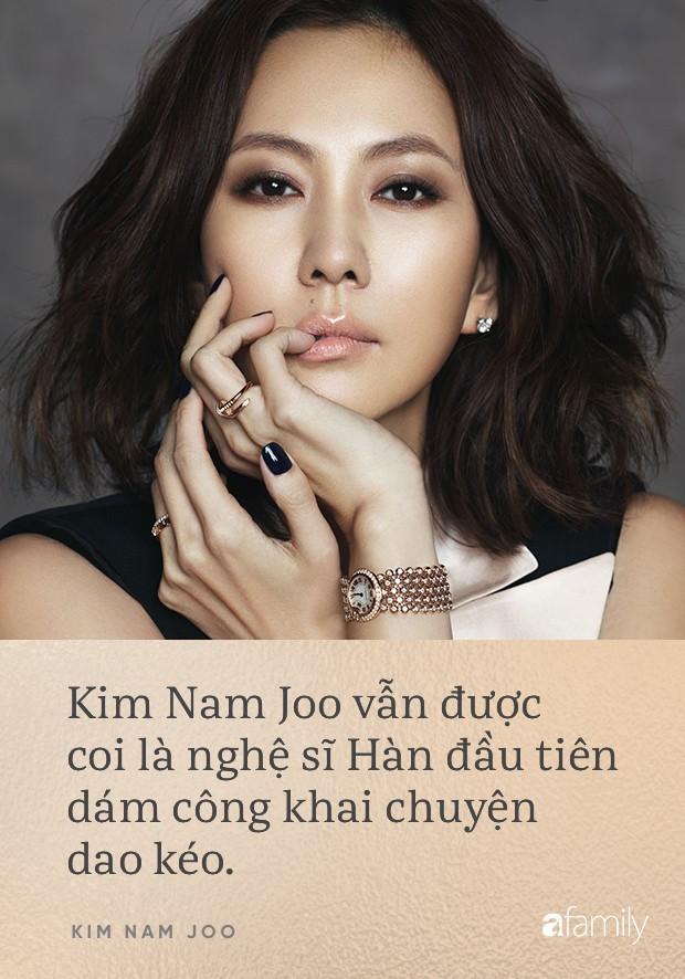 Mỹ nhân dao kéo Kim Nam Joo: Không chọn là ngôi sao sáng nhất, chỉ cần là người phụ nữ hạnh phúc nhất - Ảnh 7.