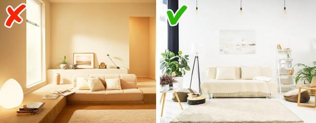 Những ý tưởng thiết kế nội thất rất nhiều người sử dụng nhưng không hiệu quả - Ảnh 11.
