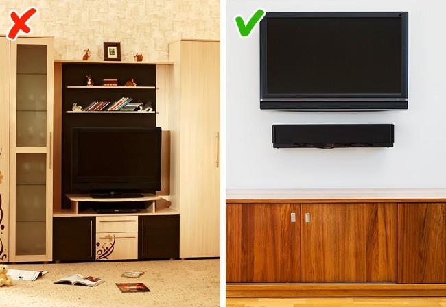 Những ý tưởng thiết kế nội thất rất nhiều người sử dụng nhưng không hiệu quả - Ảnh 13.
