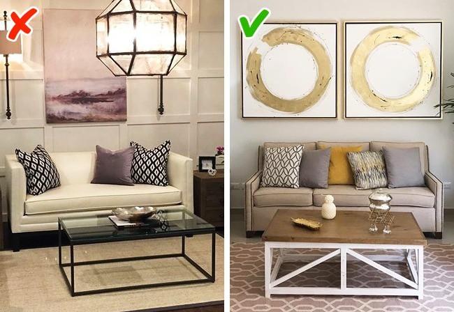 Những ý tưởng thiết kế nội thất rất nhiều người sử dụng nhưng không hiệu quả - Ảnh 3.