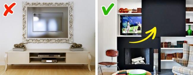 Những ý tưởng thiết kế nội thất rất nhiều người sử dụng nhưng không hiệu quả - Ảnh 8.