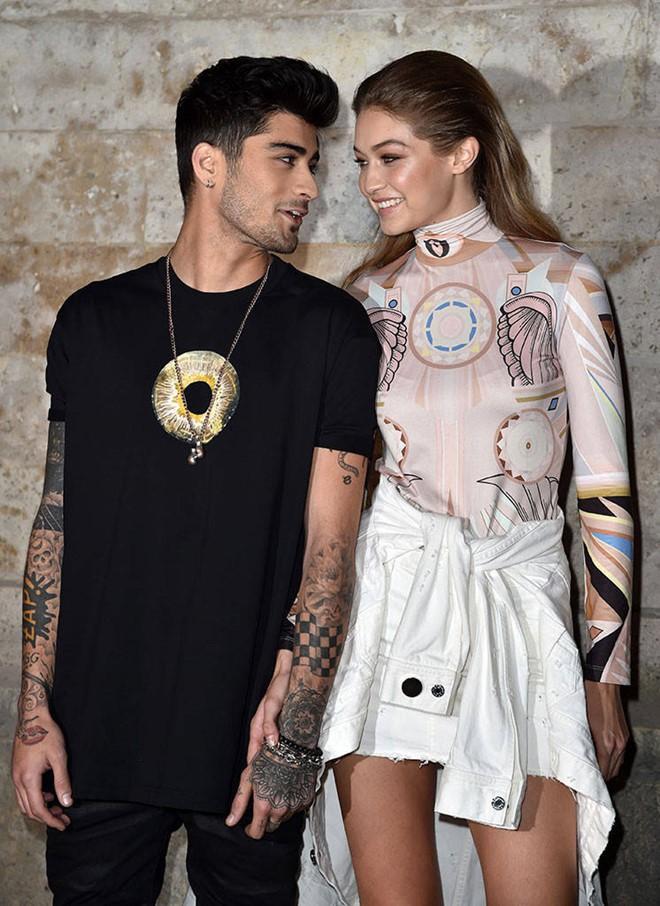 Sau 2 năm hẹn hò với bao lời thề non, hẹn biển Gigi Hadid và Zayn Malik tuyên bố chia tay - Ảnh 1.