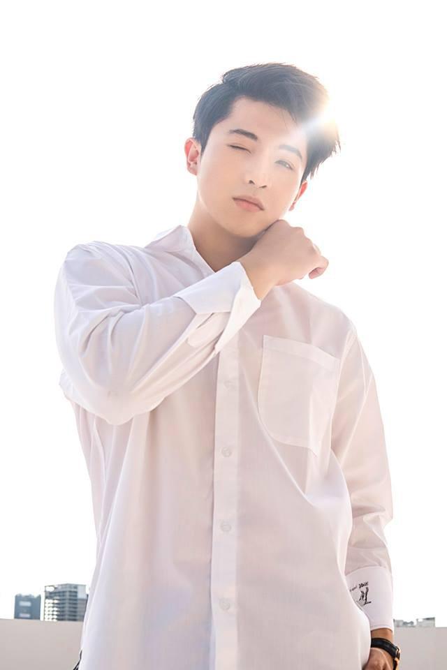 Bỏ ngoài tai những lời chê bai nhan sắc, Harry Lu đẹp như nam thần trong bộ ảnh mới - ảnh 5