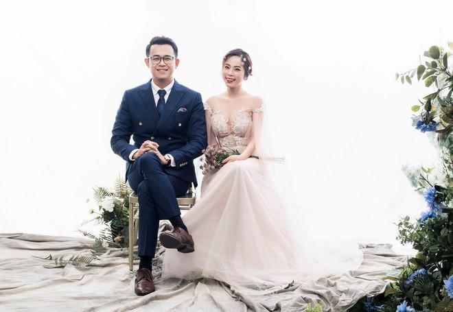 MC Chúng tôi là chiến sĩ khoe ảnh cưới bên vợ xinh đẹp, hài hước chia sẻ về lần đầu chạm mặt - Ảnh 6.