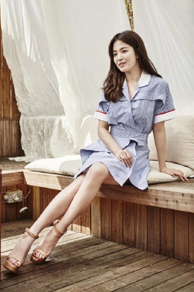 Uống 3 lít nước chanh mỗi ngày: đây chính là cách giảm cân đặc biệt của Song Hye Kyo - Ảnh 7.