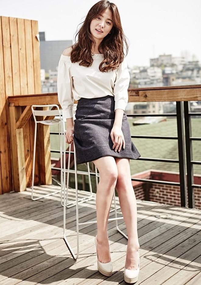 Uống 3 lít nước chanh mỗi ngày: đây chính là cách giảm cân đặc biệt của Song Hye Kyo - Ảnh 10.