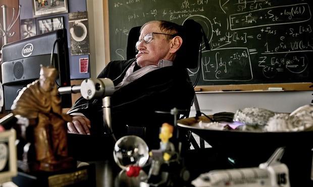 Thiên tài vật lý vũ trụ, cha đẻ học thuyết vụ nổ Big Bang Stephen Hawking qua đời ở tuổi 76 - Ảnh 1.