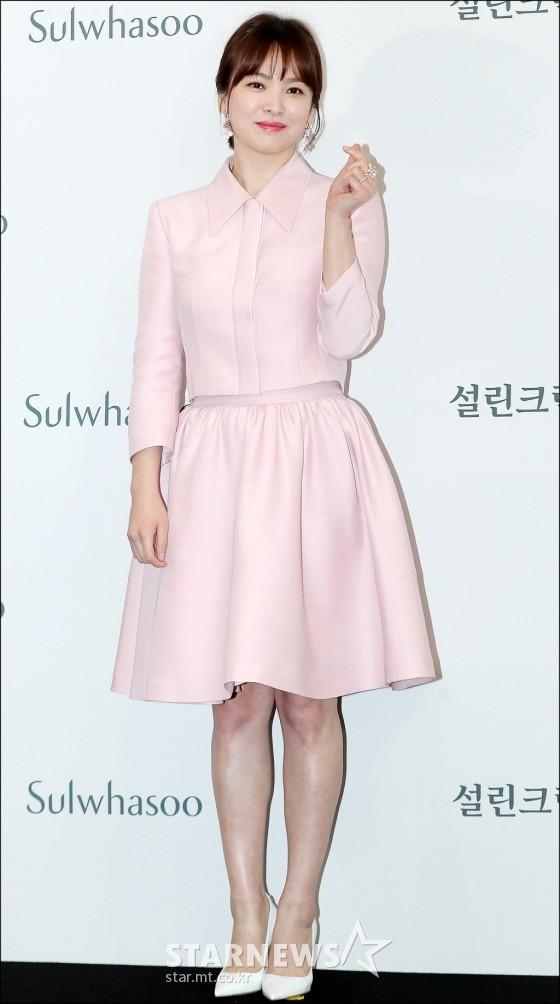 Diện bộ trang sức đắt gấp 10 lần so với nhẫn cưới, Song Hye Kyo quả là chơi lớn cho sự kiện lần này - Ảnh 2.