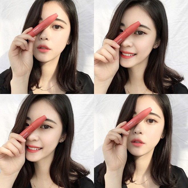 Trong khi con gái Việt mê mẩn 3CE thì con gái Hàn lại đang đắm chìm với cây son kem bóp để tô hay ho với toàn màu siêu đẹp này - Ảnh 7.