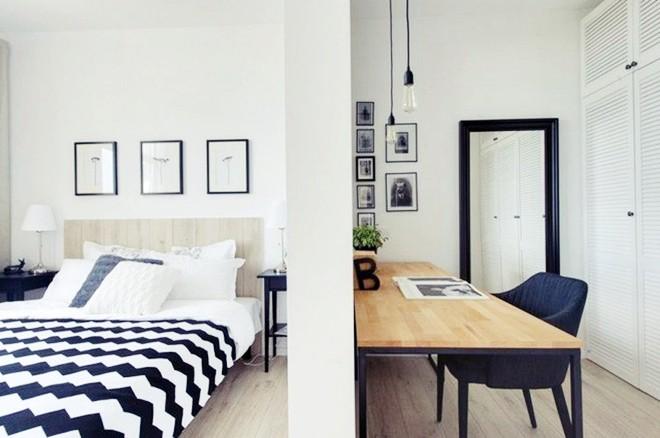 Choáng ngợp trước căn hộ 3 phòng trắng tinh khôi đẹp như cổ tích, cứ bước chân vào là mùa hè lùi xa - Ảnh 3.