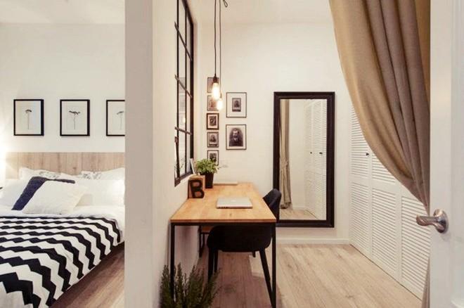 Choáng ngợp trước căn hộ 3 phòng trắng tinh khôi đẹp như cổ tích, cứ bước chân vào là mùa hè lùi xa - Ảnh 4.