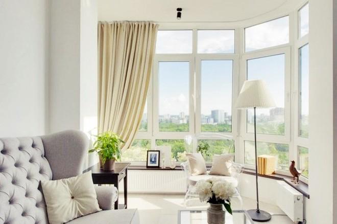 Choáng ngợp trước căn hộ 3 phòng trắng tinh khôi đẹp như cổ tích, cứ bước chân vào là mùa hè lùi xa - Ảnh 9.