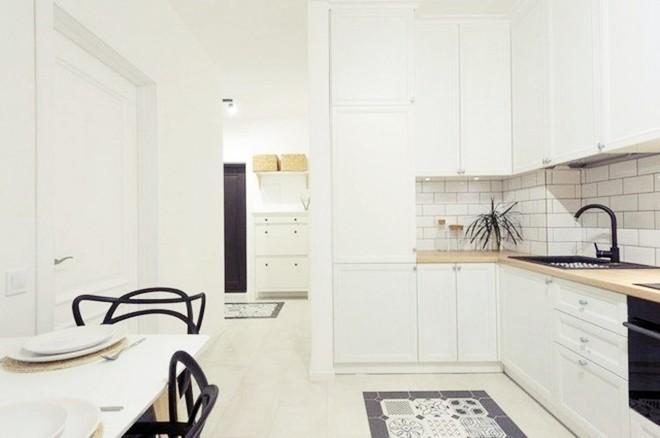 Choáng ngợp trước căn hộ 3 phòng trắng tinh khôi đẹp như cổ tích, cứ bước chân vào là mùa hè lùi xa - Ảnh 13.