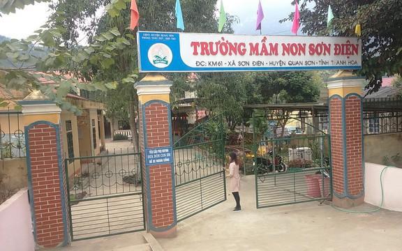 Thanh Hóa: Giáo viên mầm non