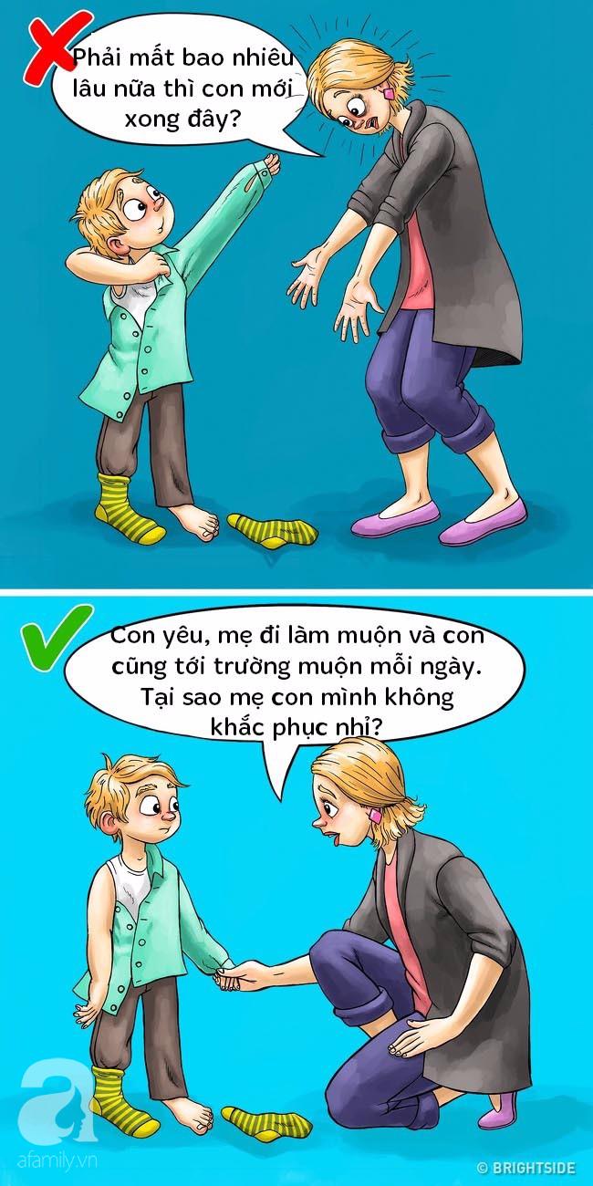 Đừng nghĩ cứ yêu là phải cho roi cho vọt, 9 nguyên tắc quý hơn vàng này sẽ giúp bạn dạy nuôi con tốt hơn - Ảnh 6.