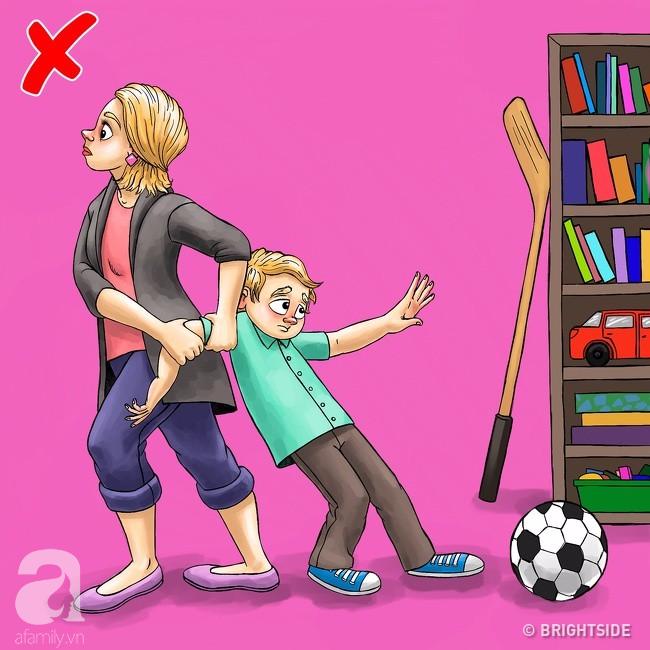 Đừng nghĩ cứ yêu là phải cho roi cho vọt, 9 nguyên tắc quý hơn vàng này sẽ giúp bạn dạy nuôi con tốt hơn - Ảnh 3.