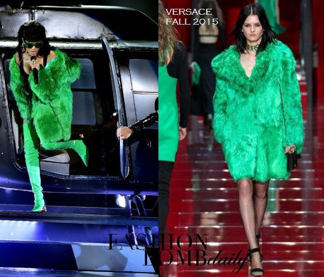 Đã đến lúc nói lời từ biệt với những chiếc áo khoác lông thú của Versace - Ảnh 3.
