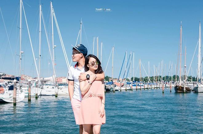 Bộ ảnh cưới ở 6 quốc gia cùng hành trình liều và điên của cặp đôi Hà Nội - Ảnh 11.