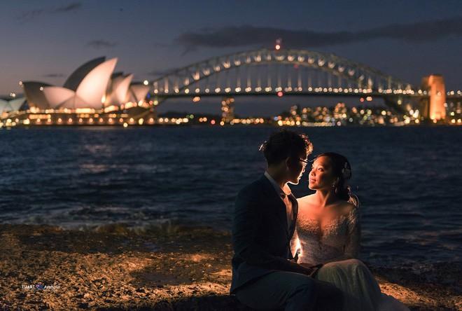 Bộ ảnh cưới ở 6 quốc gia cùng hành trình liều và điên của cặp đôi Hà Nội - Ảnh 6.