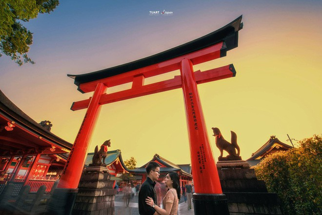 Bộ ảnh cưới ở 6 quốc gia cùng hành trình liều và điên của cặp đôi Hà Nội - Ảnh 8.