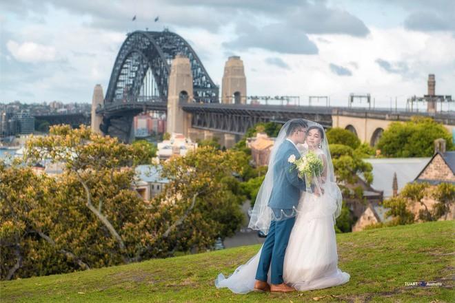 Bộ ảnh cưới ở 6 quốc gia cùng hành trình liều và điên của cặp đôi Hà Nội - Ảnh 9.