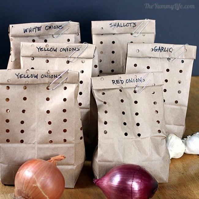 Bỏ túi 18 mẹo cực hữu ích giúp bảo quản rau củ tươi lâu - Ảnh 10.