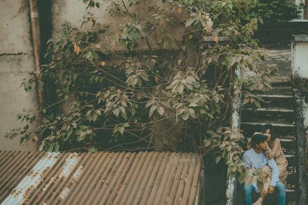 Thêm một bộ ảnh cưới vintage với nhà cổ và màu ảnh thập niên 90 khiến FA lại đứng ngồi không yên vì... thèm yêu - Ảnh 8.