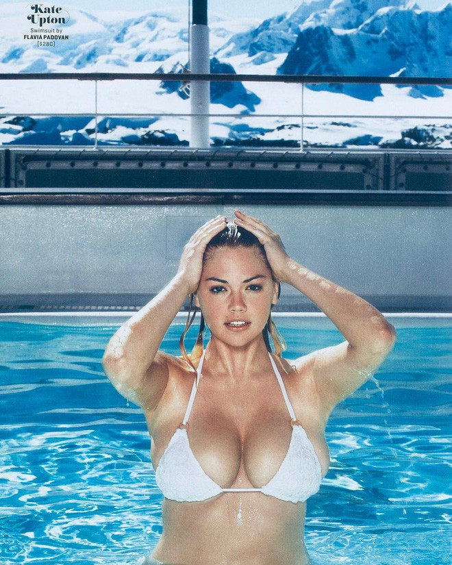 Người mẫu Kate Upton chia sẻ bí quyết giữ dáng để có được thân hình nóng bỏng cùng siêu vòng 1 căng đầy - Ảnh 4.