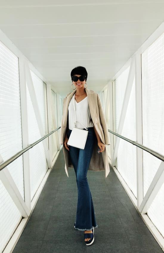 Đi giày tróc da nhưng Hoa hậu HHen Niê vẫn tự tin với thần thái ngút ngàn - Ảnh 5.
