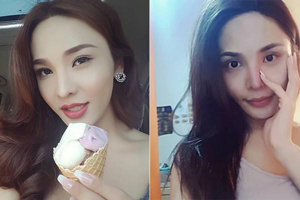 Ngắm nhan sắc của Hương Giang cùng các thí sinh Hoa hậu chuyển giới 2018 khi gạt bỏ lớp trang điểm  - Ảnh 13.