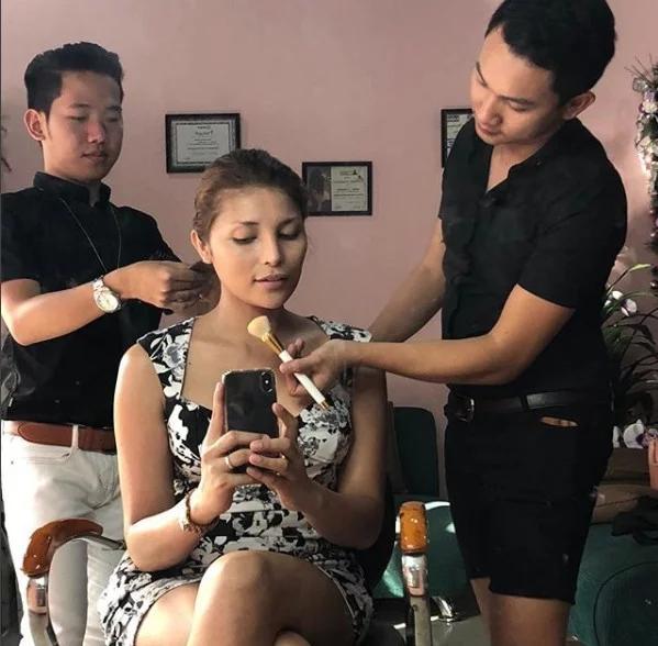 Ngắm nhan sắc của Hương Giang cùng các thí sinh Hoa hậu chuyển giới 2018 khi gạt bỏ lớp trang điểm  - Ảnh 18.