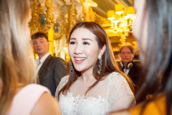 3 cô gái trong mơ của mọi chàng trai: Xinh đẹp, tài giỏi lại còn có bố là tỷ phú sòng bài Macau - Ảnh 25.