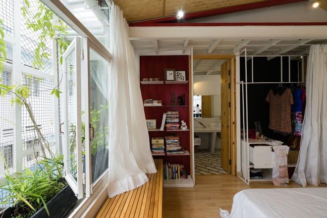 Ngôi nhà 50m² trong hẻm nhỏ đẹp chẳng kém resort ở Sài Gòn - Ảnh 13.