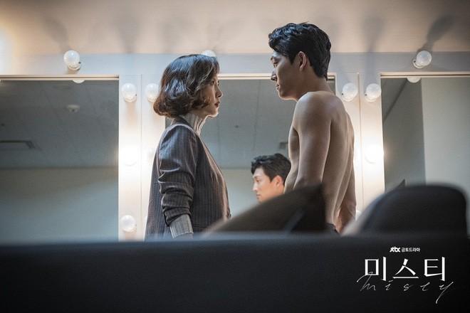 Misty - phim Hàn 19+ phá đảo rating không chỉ nhờ cảnh nóng - Ảnh 7.