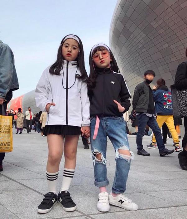 Đến hẹn lại lên, loạt nhóc tì khuấy đảo Tuần lễ Thời Trang Seoul 2018 với loạt street style cực chất cùng thần thái pose ảnh còn hơn cả người lớn  - Ảnh 10.