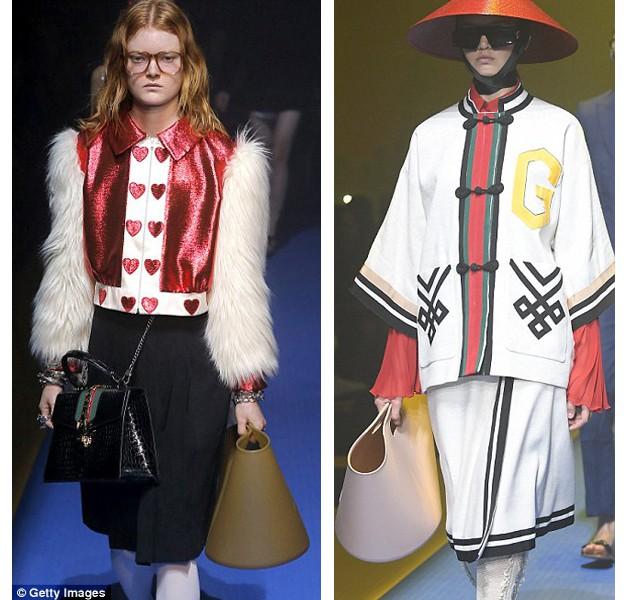 Nhìn chẳng khác gì cái xô cao su đựng nước thô kệch, thế mà chiếc túi Gucci này lại có giá những 22 triệu đồng - Ảnh 1.