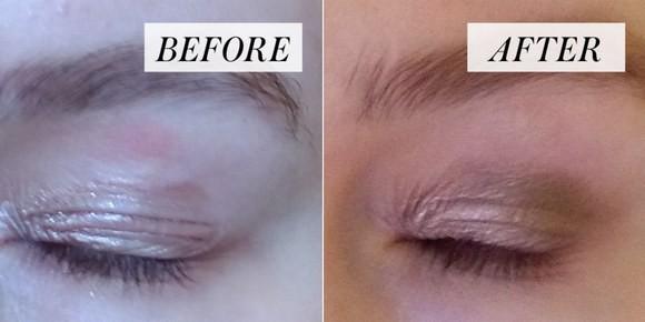 Mắt bạn luôn lem nhem như gấu trúc khi kẻ mắt và chải mascara? Món đồ quen thuộc này sẽ giúp bạn xử lý - Ảnh 4.