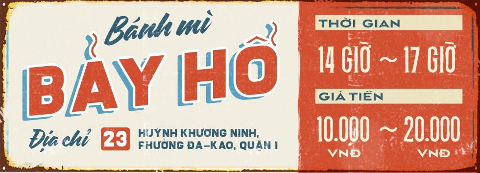 """5 tiệm bánh mì ngon trứ danh, chỉ nhắc tên đã """"nghe"""" vị Sài Gòn - Ảnh 4."""